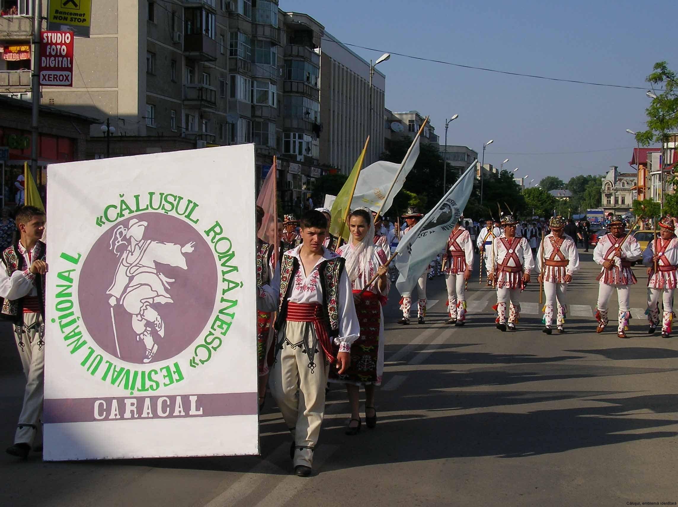 24-calus-Deschiderea-Festivalului-National-Calusul-Romanesc-Caracal-2006
