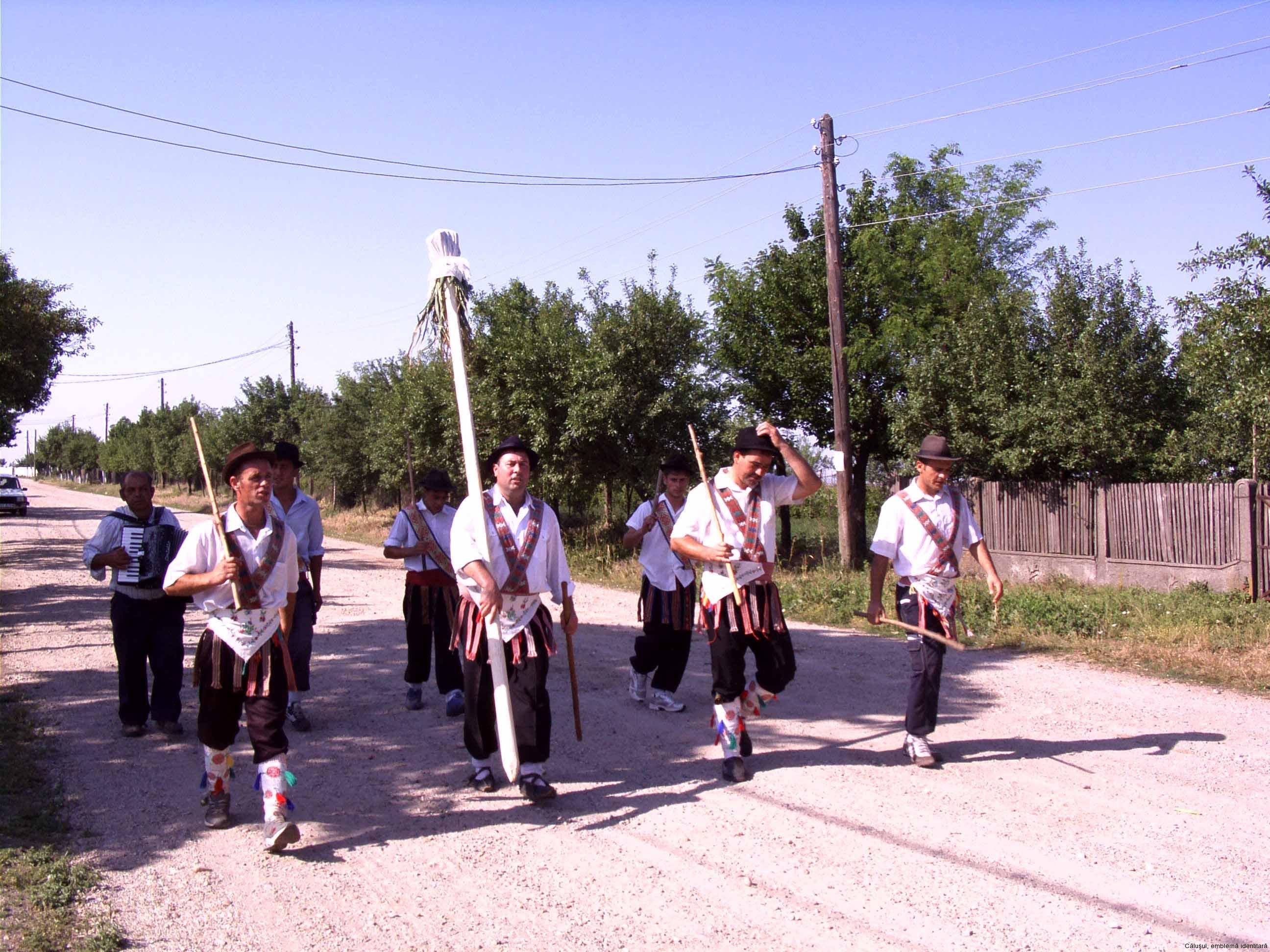 06-calus-colidatul-prin-sat-craciunei-2007