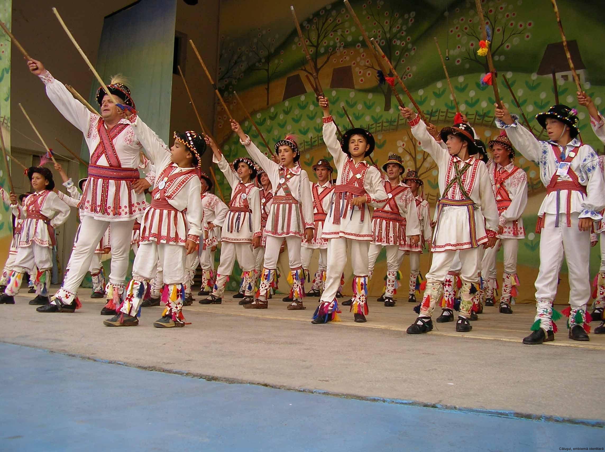 25-calus-calus-Ansamblul-Colelia-din-Valcele-Caracal-2006